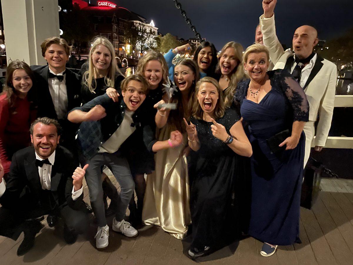 De crew en cast van de Zomer van Zoë